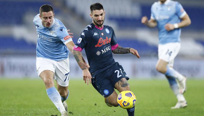 Наполи — Лацио: прогноз матча чемпионата Италии