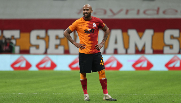 Захисник Маркао продовжив контракт з Галатасараєм. Їм цікавилося Динамо