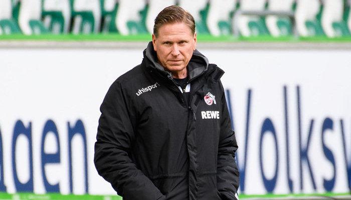 Кельн уволил главного тренера Гисдоля