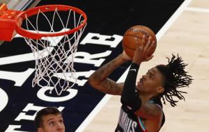 Данк Моранта после подбора — момент дня в НБА (видео)