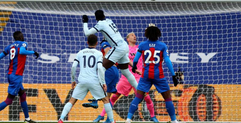 Челси на выезде обыграл Кристал Пэлас в лондонском дерби
