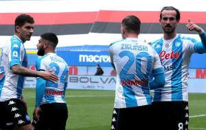 Сампдория — Наполи. Видео обзор матча за 11 апреля