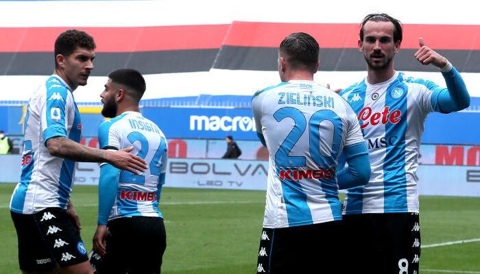 Наполи - Интер где смотреть онлайн трансляцию матча