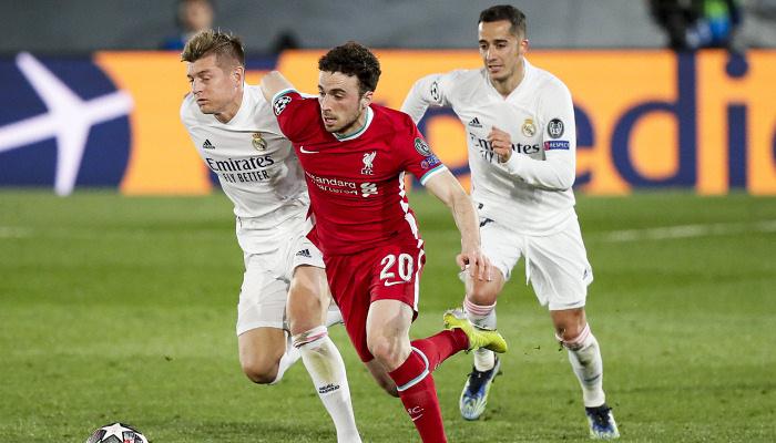 Ливерпуль — Реал: прогноз матча Лиги чемпионов