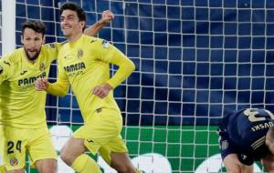 Вильярреал обыграл Динамо Загреб и вышел в полуфинал Лиги Европы