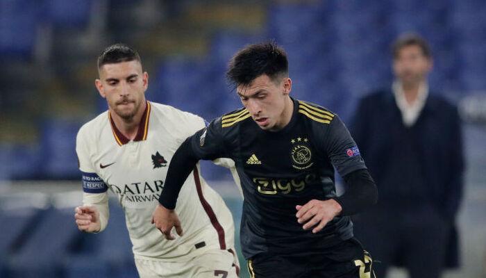Рома на своем поле сыграла вничью с Аяксом и вышла в полуфинал Лиги Европы