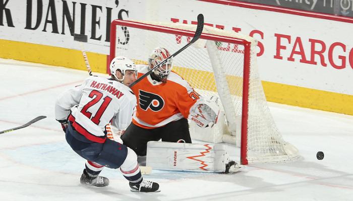 НХЛ. Виннипег проиграл Эдмонтону, победы Вашингтона и Питтсбурга