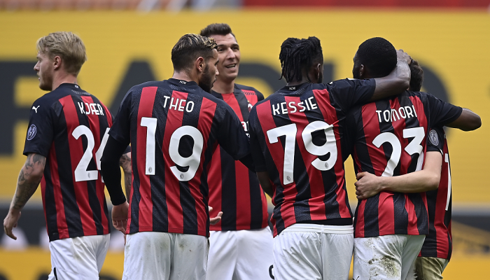 Милан одержал минимальную победу над Дженоа