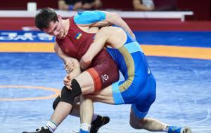 Українець Джелеп став срібним призером чемпіонату Європи з вільної боротьби