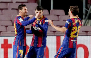 Барселона – Хетафе. Відео огляд матчу за 22 квітня