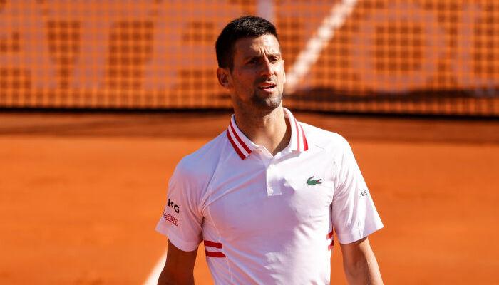 Джокович поступився Карацеву в 1/2 фіналу турніру в Белграді