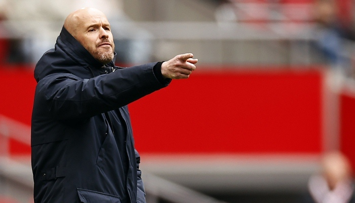Тен Хаг не заинтересован в работе с Барселоной