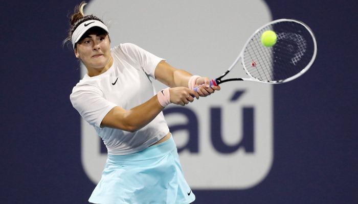 Андреєску перемогла Саккарі та вийшла у фінал Miami Open