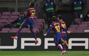 Леванте – Барселона де дивитися в прямому ефірі трансляцію чемпіонату Іспанії