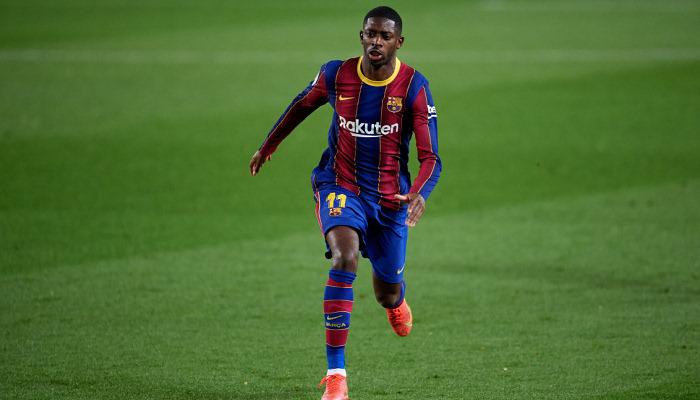 Переговори Дембеле з Барселоною про новий контракт зайшли в глухий кут