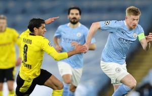 Манчестер Сити — Боруссия Д. Видео обзор матча за 6 апреля