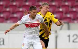 Боруссия Д на выезде победила Штутгарт в матче с пятью голами