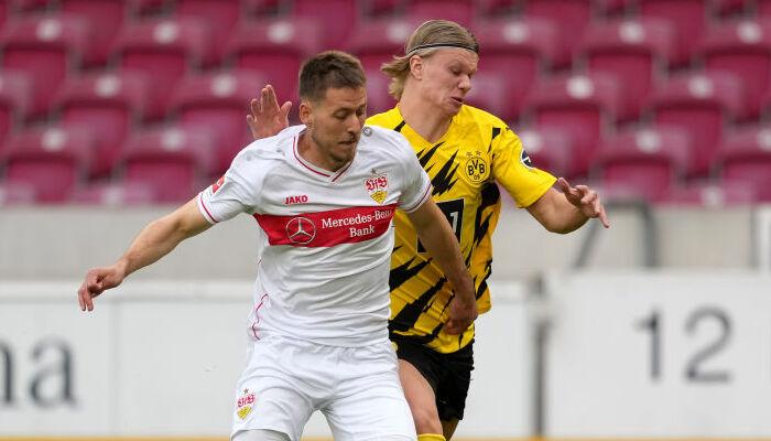 Боруссія Д на виїзді перемогла Штутгарт в матчі з п'ятьма голами