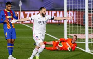 Реал — Барселона. Видео обзор матча за 10 апреля