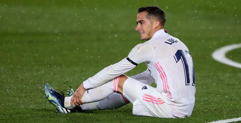 Лукас Васкес выбыл до конца сезона из-за травмы колена