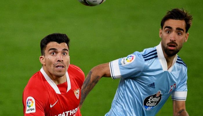 Севилья вырвала победу у Сельты в матче с семью голами