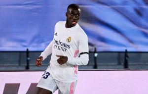 Захисник Реала Менді вибув до кінця сезону через травму
