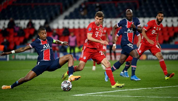 Бавария победила ПСЖ, но вылетела из Лиги чемпионов