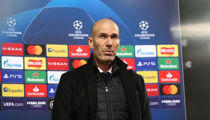 Реал оголосив про звільнення Зідана