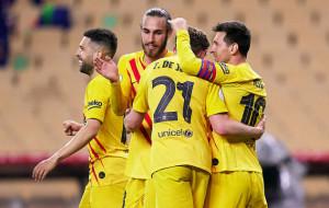 Барселона разгромила Атлетик и выиграла Кубок Испании