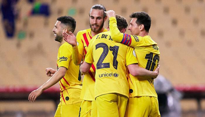 Барселона - Хетафе где смотреть в прямом эфире трансляцию матча