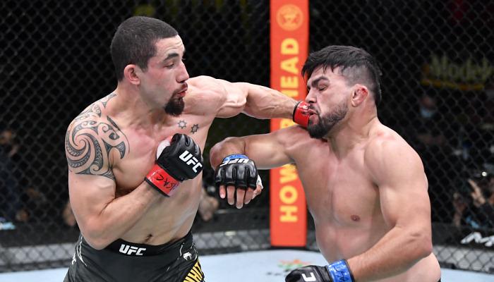 Віттакер переміг Гастелума в головному бою UFC on ESPN