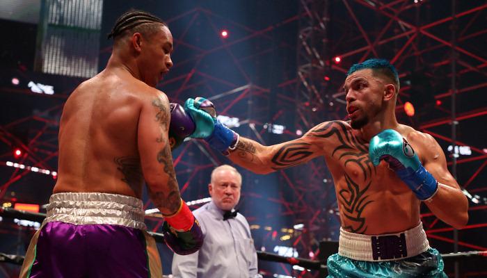 Прогрейс: «Редкач просто хотел уйти с ринга. Я даже не бил его сильно»