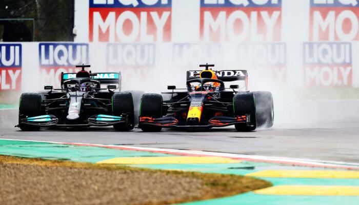 Загальний залік Формули-1: Хемілтон випереджає Ферстаппена на одне очко, Боттас – п'ятий