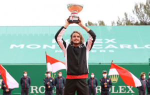 Циципас выиграл дебютный титул на турнирах серии Мастерс