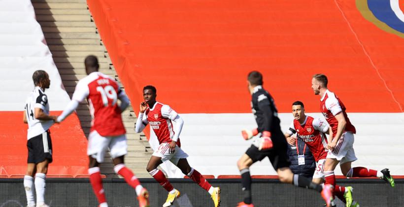 Арсенал – Эвертон где смотреть в прямом эфире трансляцию матча