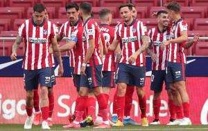 Атлетико — Уэска. Видео обзор матча за 22 апреля