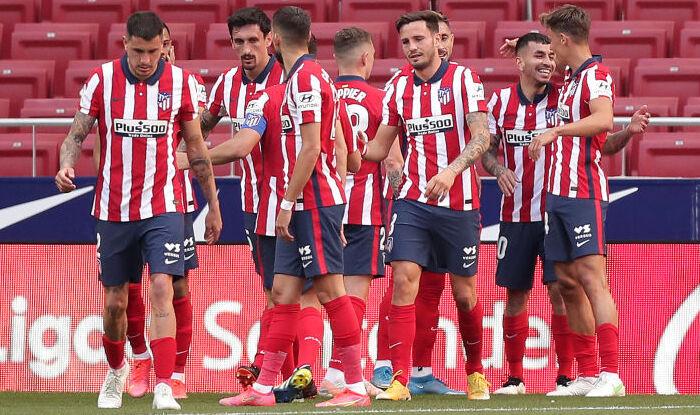 Атлетико - Уэска где смотреть в прямом эфире трансляцию матча