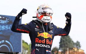 Ферстаппен виграв Гран-прі Емілії-Романьї, Хемілтон і Норріс – в трійці