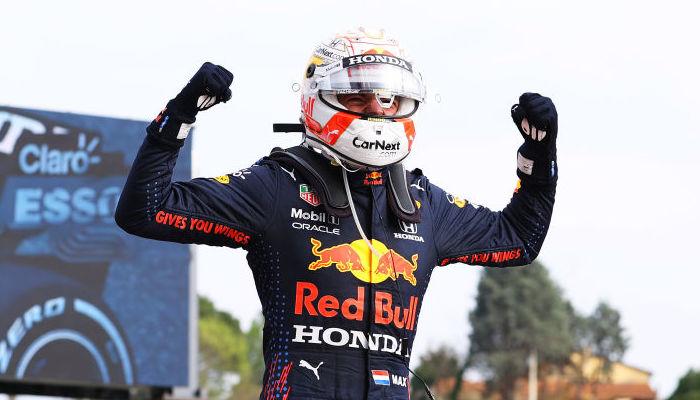 Ферстаппен выиграл Гран-при Эмилии-Романьи, Хэмилтон и Норрис — в тройке