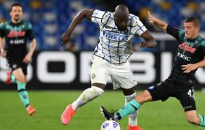 Интер и Наполи сыграли вничью в матче Серии А