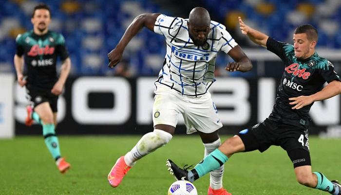 Інтер і Наполі зіграли внічию в матчі Серії А