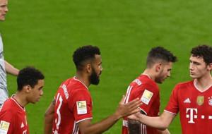 Баварія – Байєр. Відео огляд матчу за 20 квітня