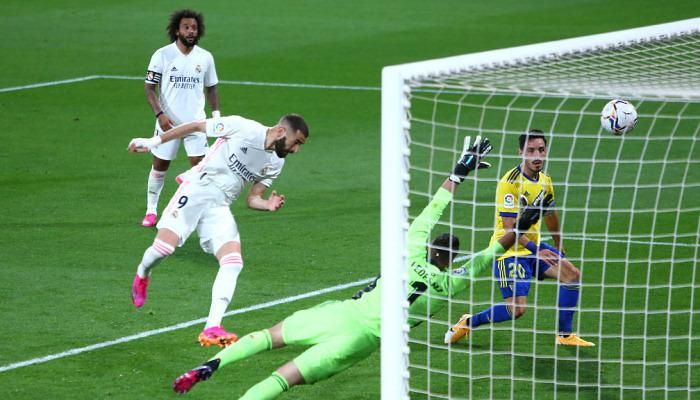 Реал – Бетис где смотреть в прямом эфире трансляцию матча
