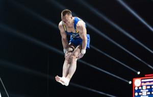 Радивилов выиграл золото на этапе Кубка мира по спортивной гимнастике в Осиеке