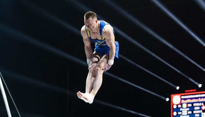 Радівілов став чемпіоном Європи зі спортивної гімнастики