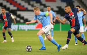 Телеканал Футбол 1 смотреть видеотрансляцию матча Манчестер Сити – ПСЖ
