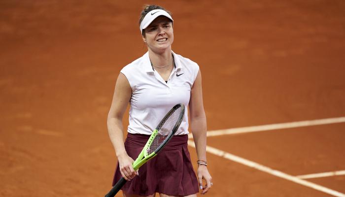 Свитолина проиграла Тайхманн в первом раунде турнира в Мадриде