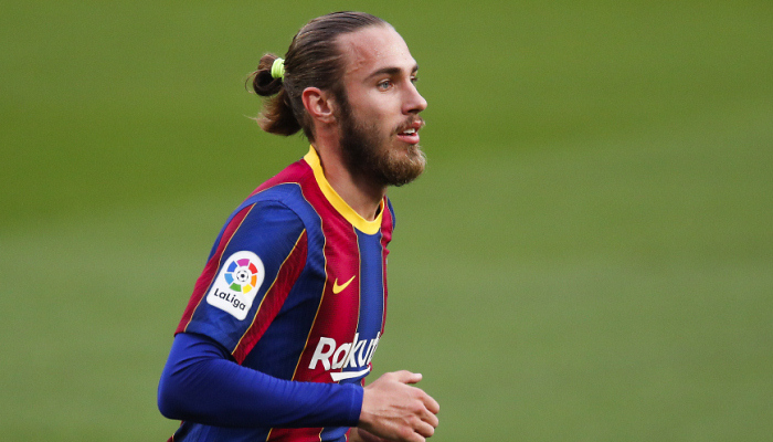 Барселона продлила контракт с Мингесой до 2023 года