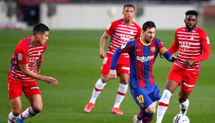 Валенсия – Барселона где смотреть в прямом эфире трансляцию матча