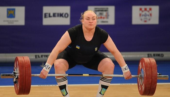 Українка Лисенко виграла срібло чемпіонату Європи з важкої атлетики